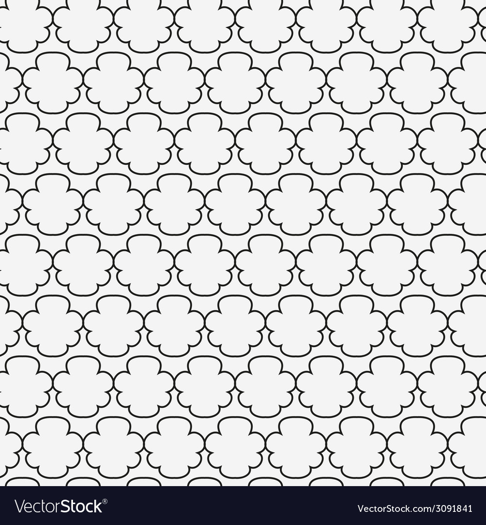Abstract islamic seamless pattern vector | Price: 1 Credit (USD $1)