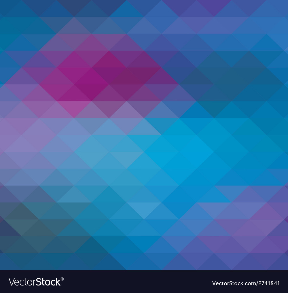 Geometric triangle neon background pattern vector | Price: 1 Credit (USD $1)