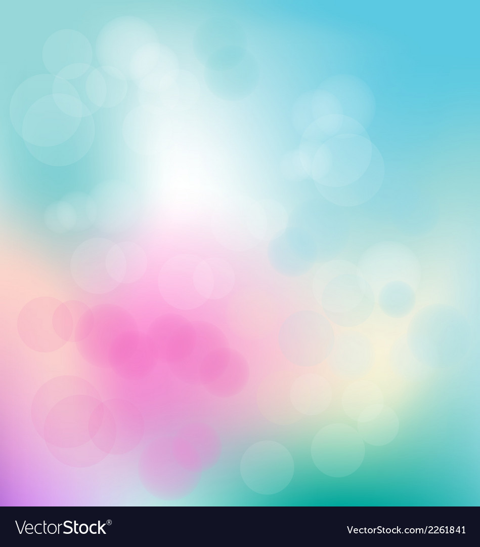 Pastels abstract background vector | Price: 1 Credit (USD $1)