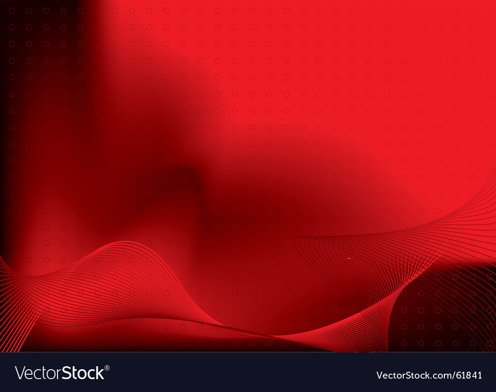 Red hot background vector | Price: 1 Credit (USD $1)