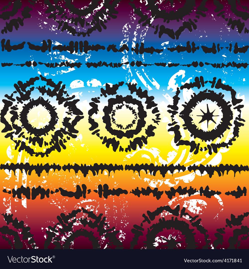 Tie dye vector | Price: 1 Credit (USD $1)