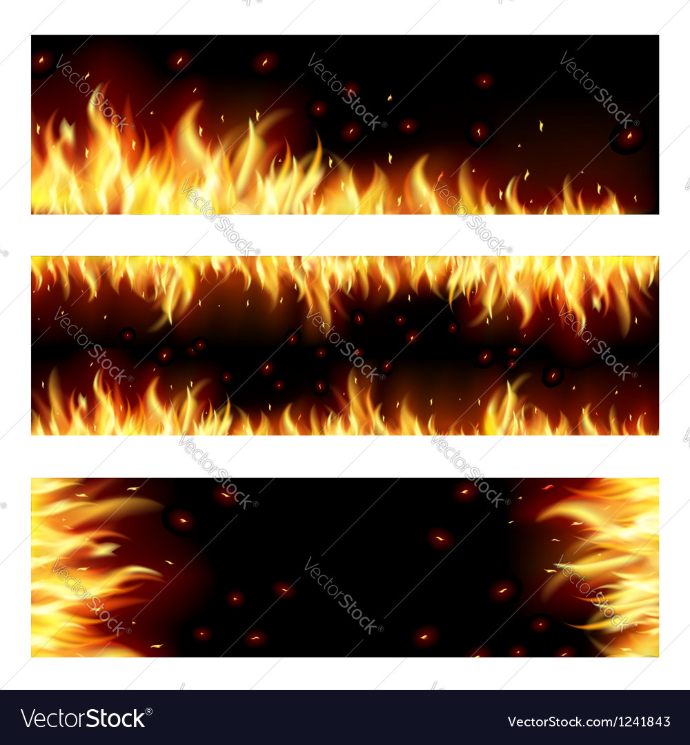 Flame vector | Price: 3 Credit (USD $3)