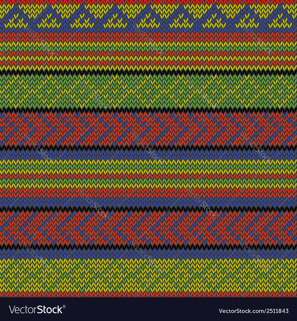 Rasta aztec pattern vector | Price: 1 Credit (USD $1)