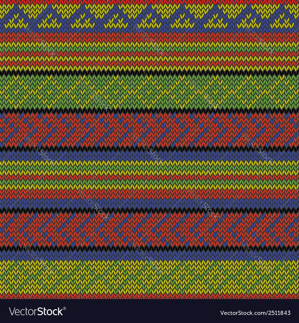 Rasta aztec pattern vector | Price: 1 Credit (USD $1)