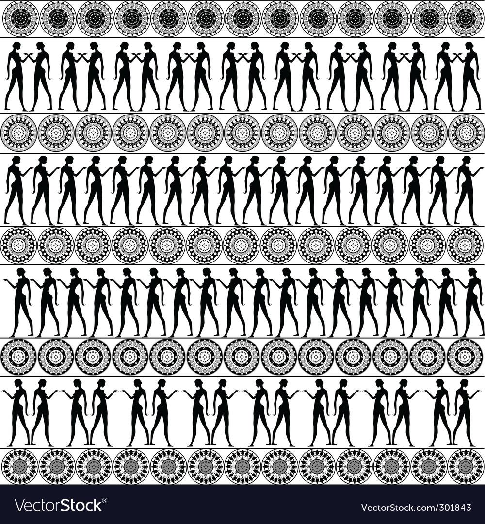 Tribal pattern vector   Price: 1 Credit (USD $1)