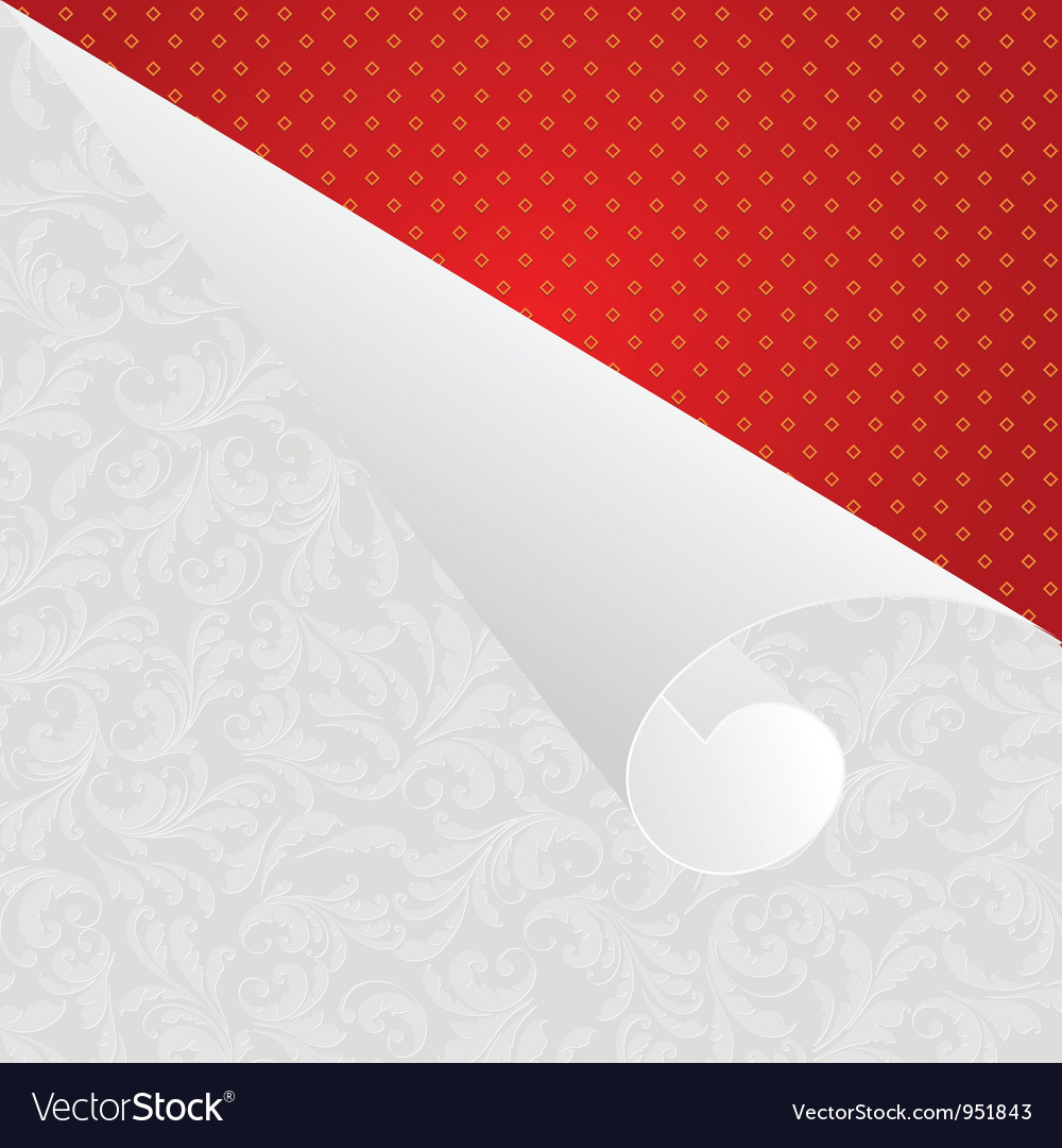 Wallpaper corner vector | Price: 1 Credit (USD $1)