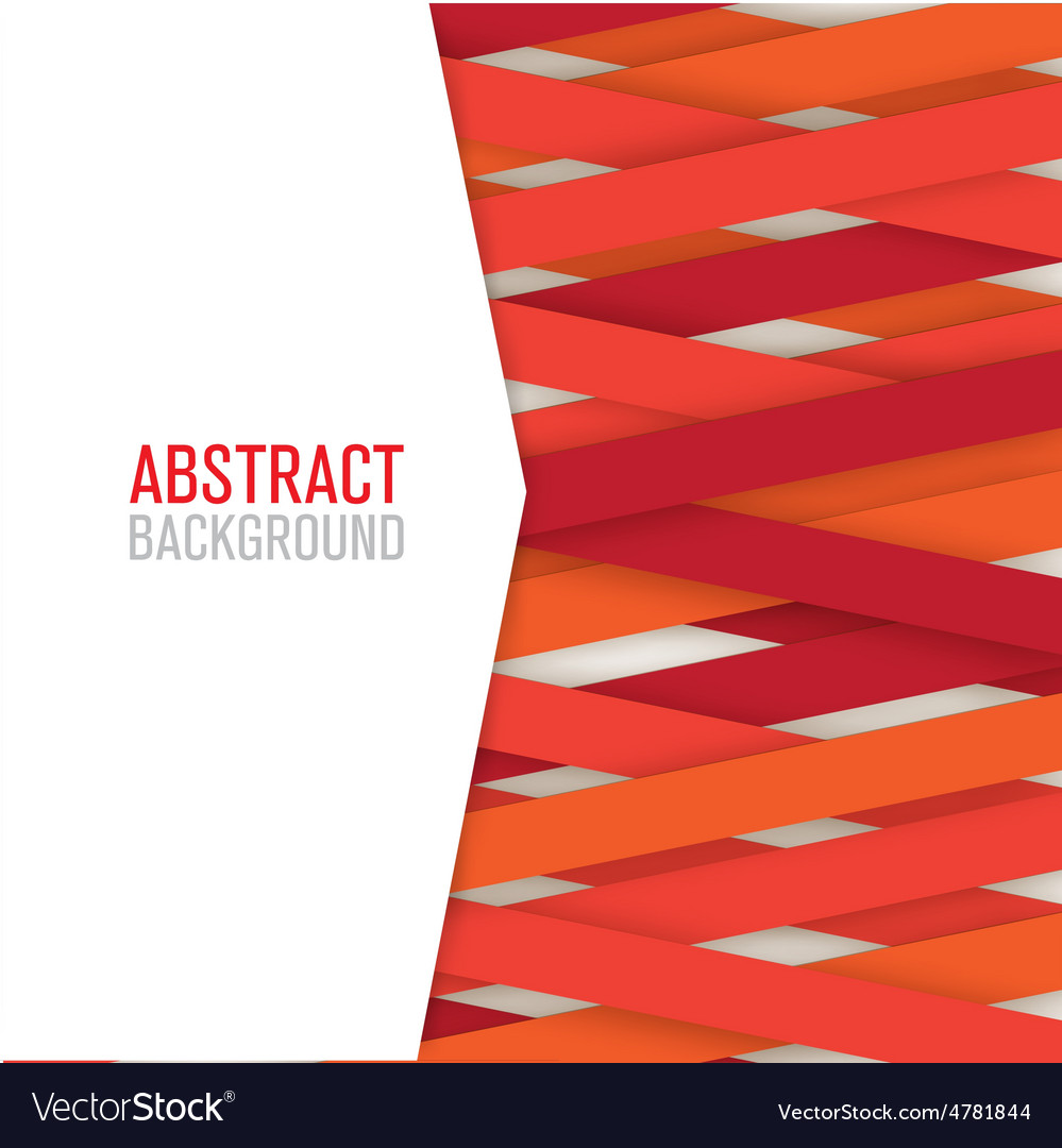 Abstract modern poligonal background for brochure vector