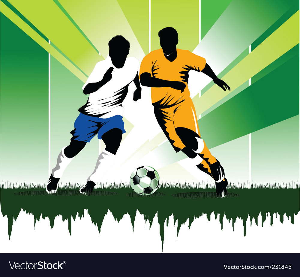 Soccer forever vector | Price: 1 Credit (USD $1)