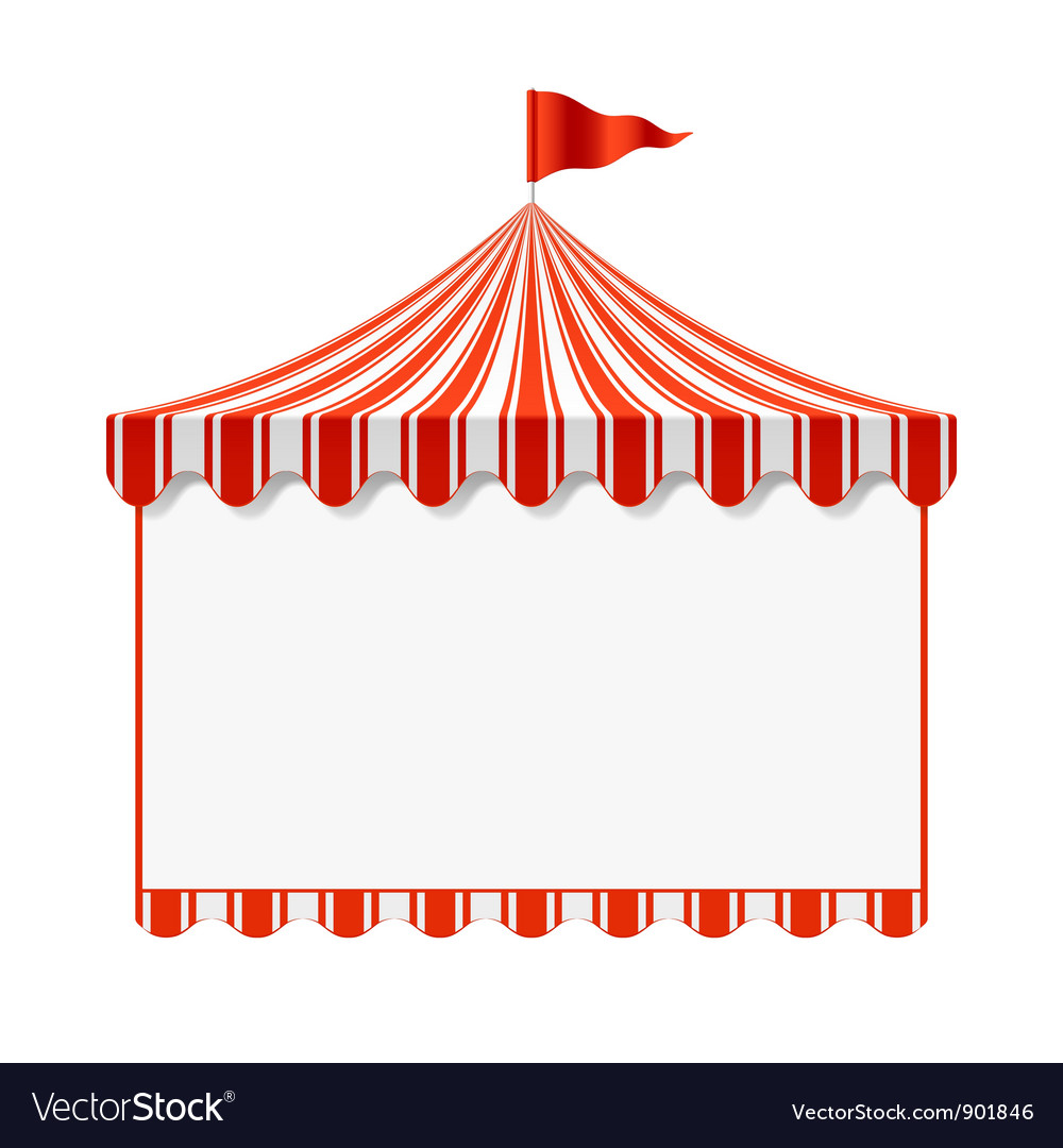 Circus background vector | Price: 1 Credit (USD $1)