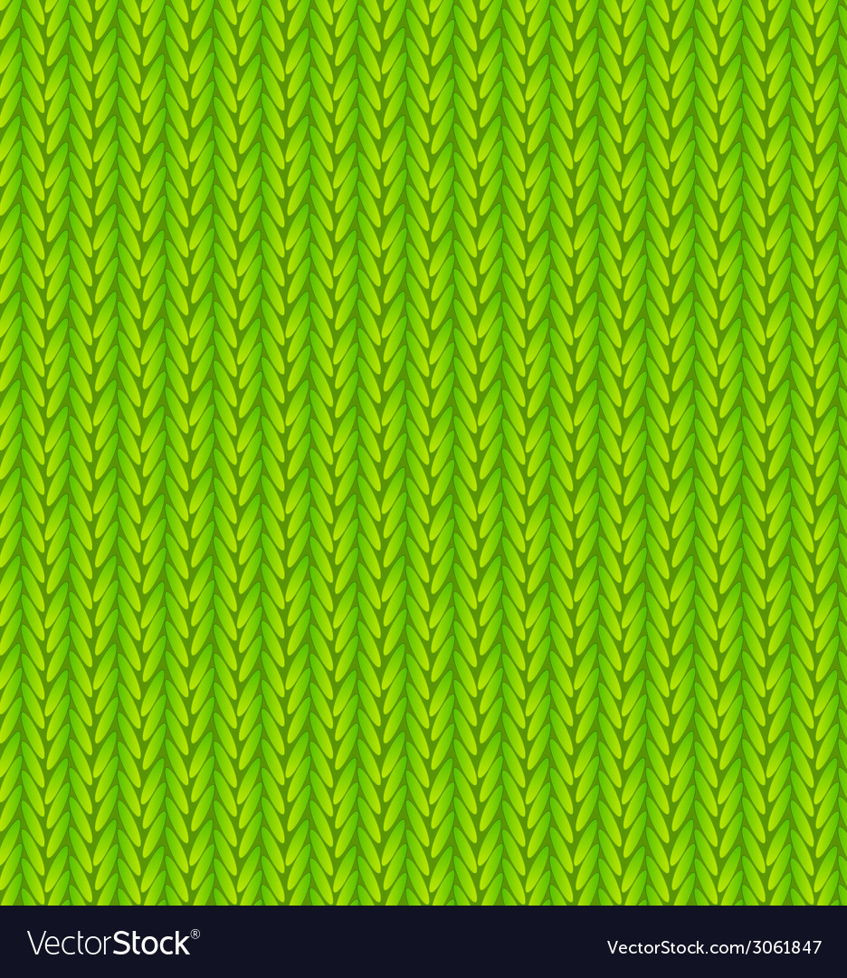 Green sweater texture background vector | Price: 1 Credit (USD $1)
