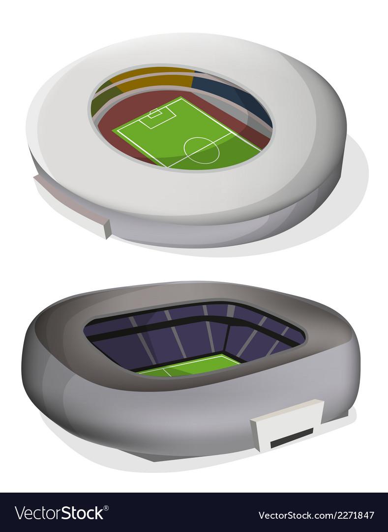 Sports stadium vector   Price: 1 Credit (USD $1)