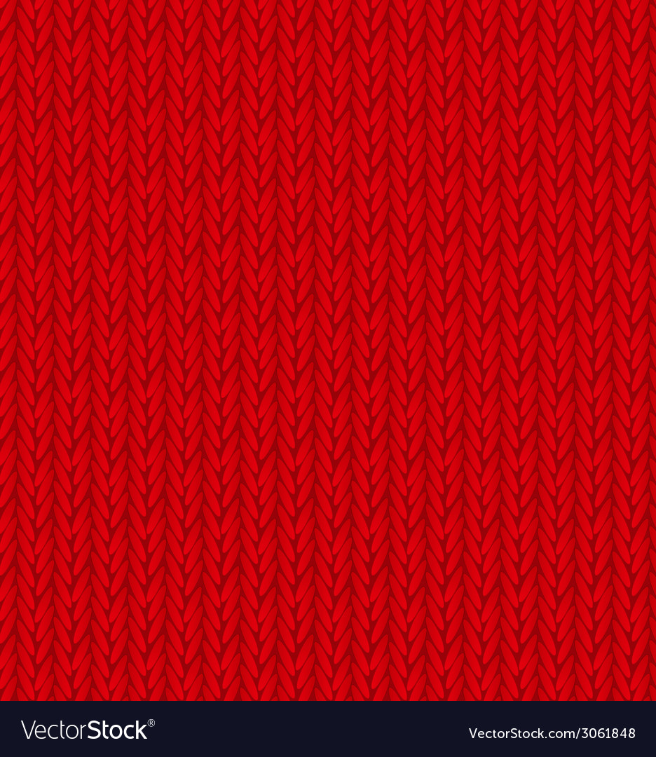 Red sweater texture background vector | Price: 1 Credit (USD $1)