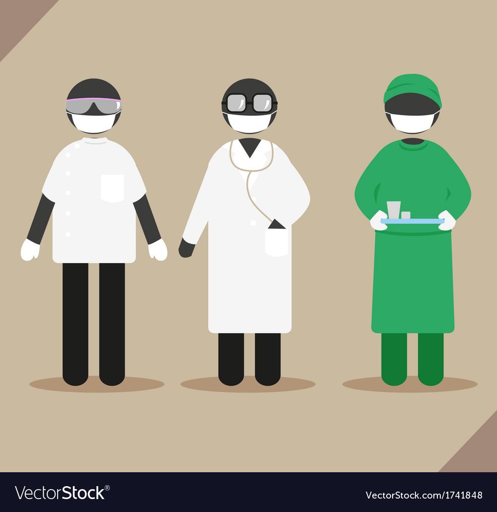 Uniform medical vector | Price: 1 Credit (USD $1)