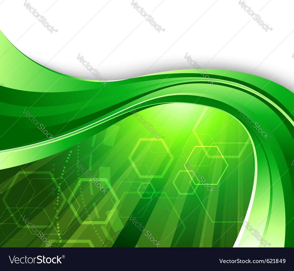 Bright green technology vector | Price: 1 Credit (USD $1)