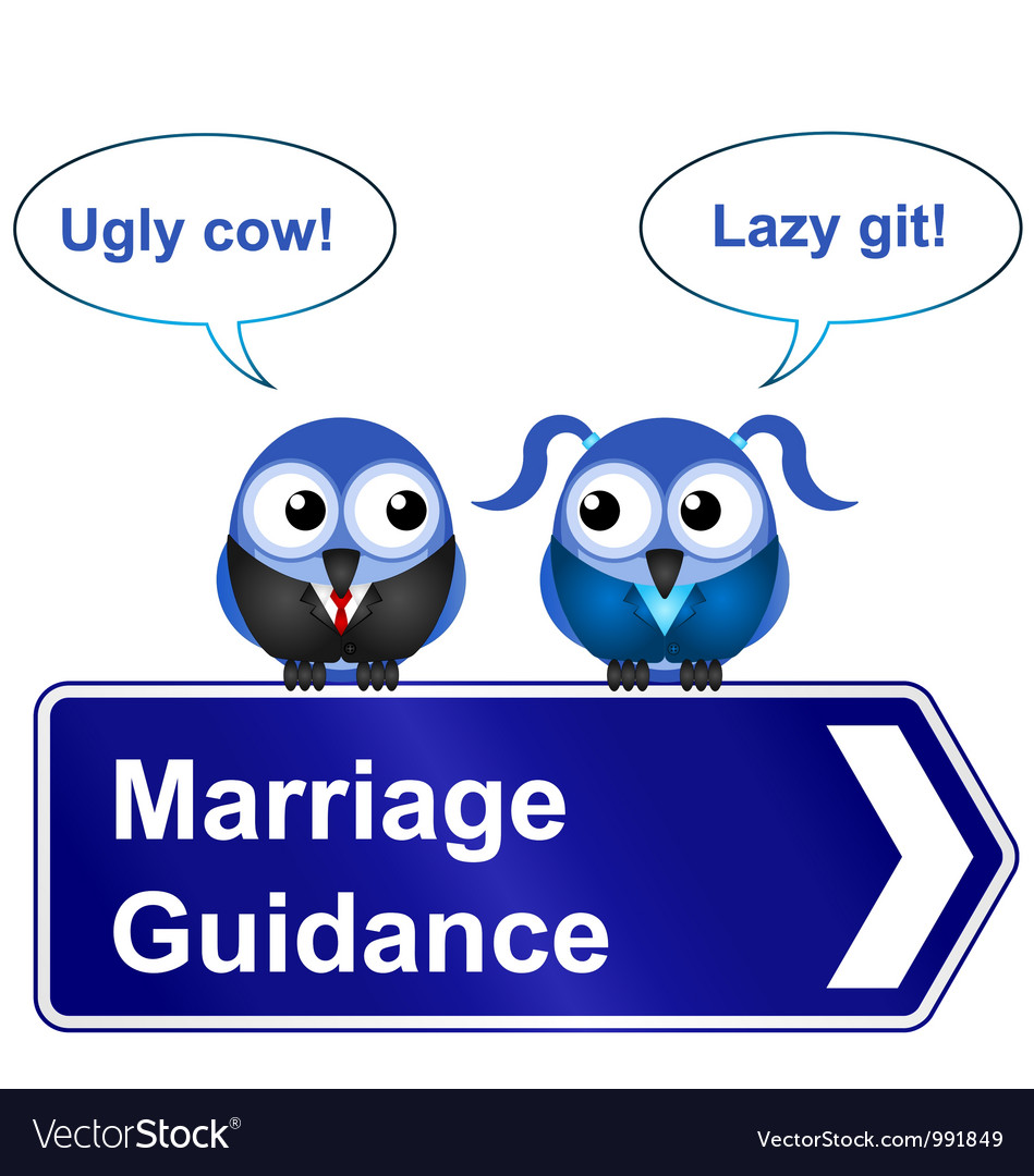 Marriage guidance vector | Price: 1 Credit (USD $1)