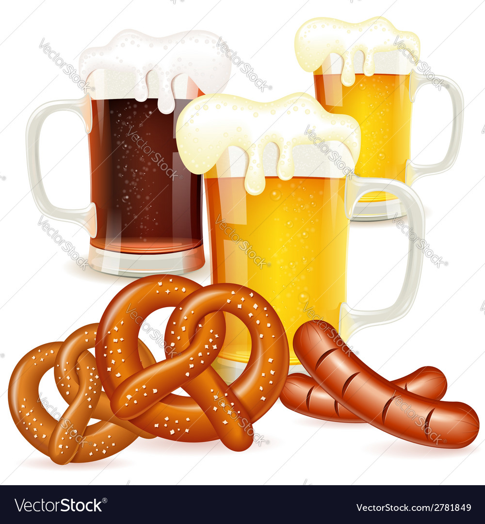 Oktoberfest concept vector | Price: 1 Credit (USD $1)