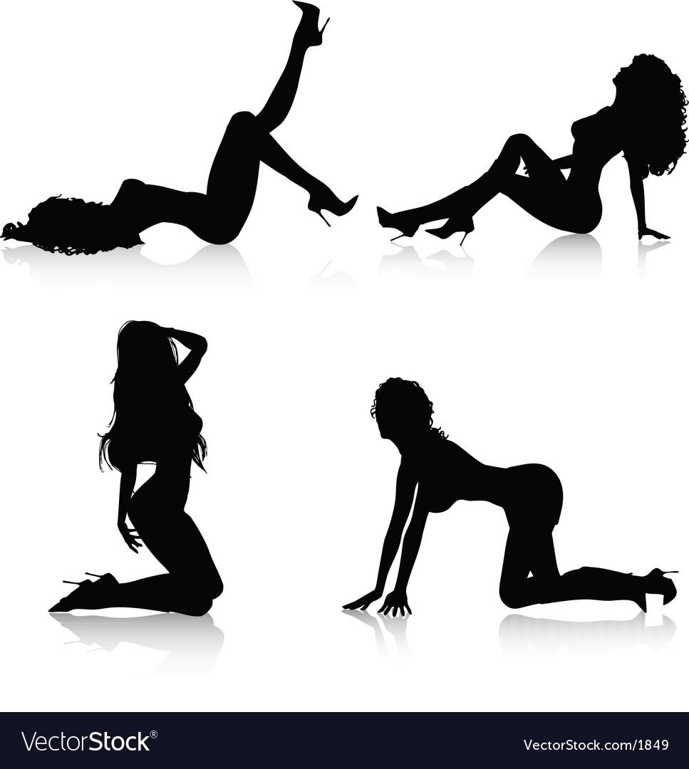 Sexy female vector | Price: 1 Credit (USD $1)