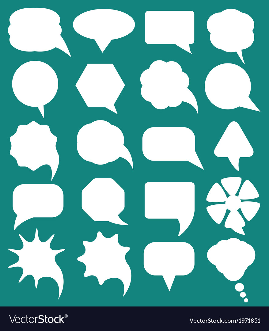 Bubble set vector | Price: 1 Credit (USD $1)