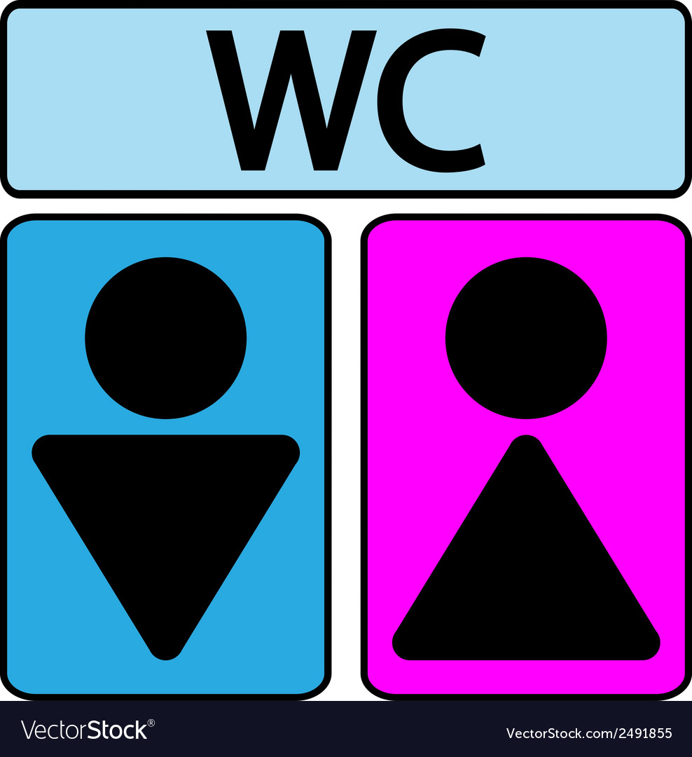 Wc icons vector   Price: 1 Credit (USD $1)