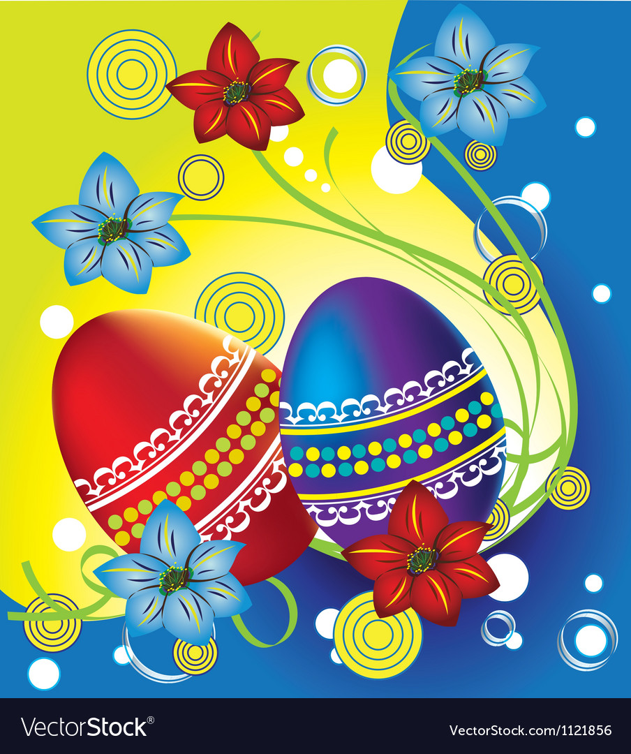 Easter holiday vector | Price: 1 Credit (USD $1)
