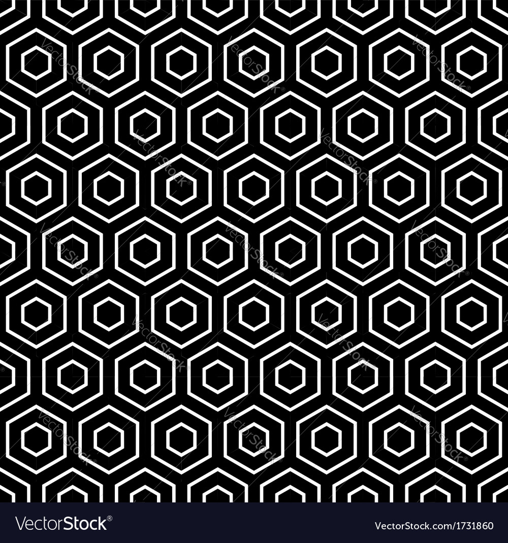 Hexagons texture vector | Price: 1 Credit (USD $1)