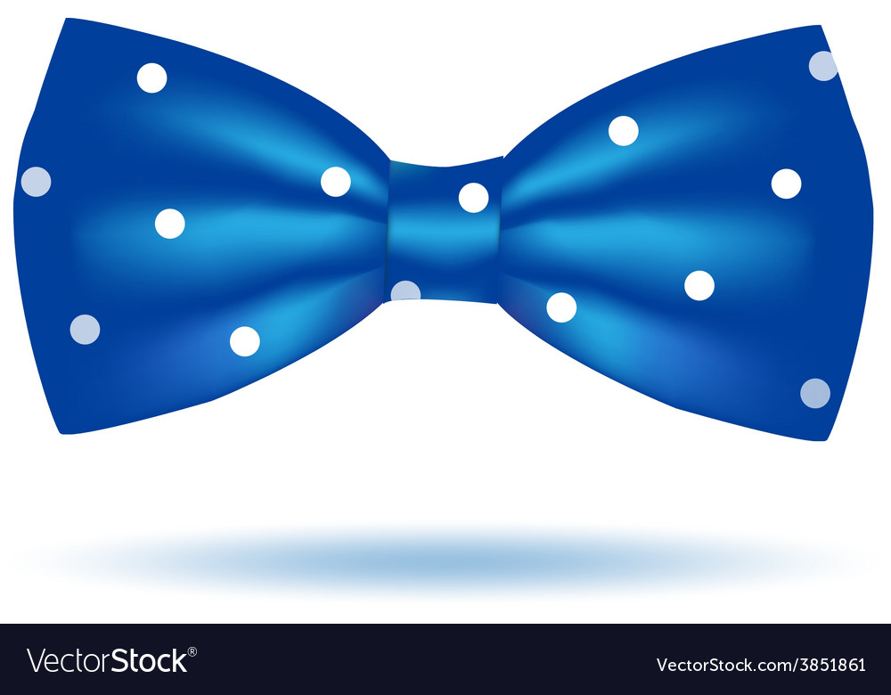 Bow tie icon isolated on white background vector | Price: 1 Credit (USD $1)