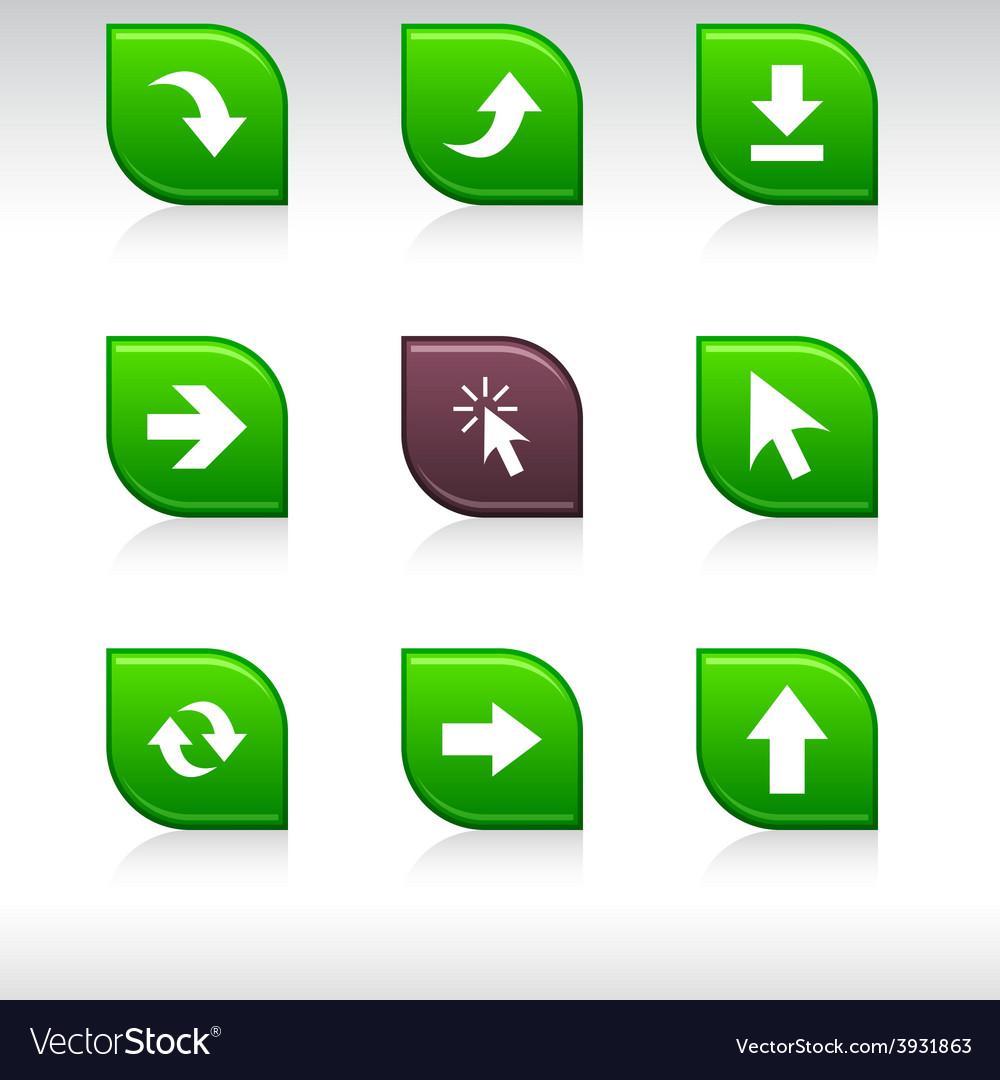Arrows icons vector   Price: 1 Credit (USD $1)
