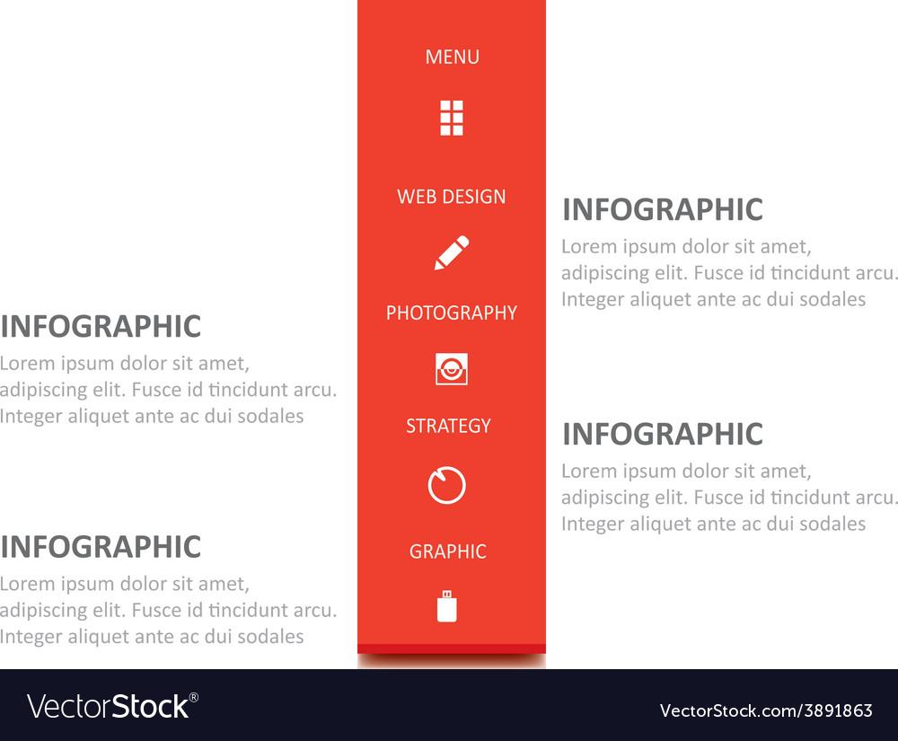 Infographic 314 vector | Price: 1 Credit (USD $1)