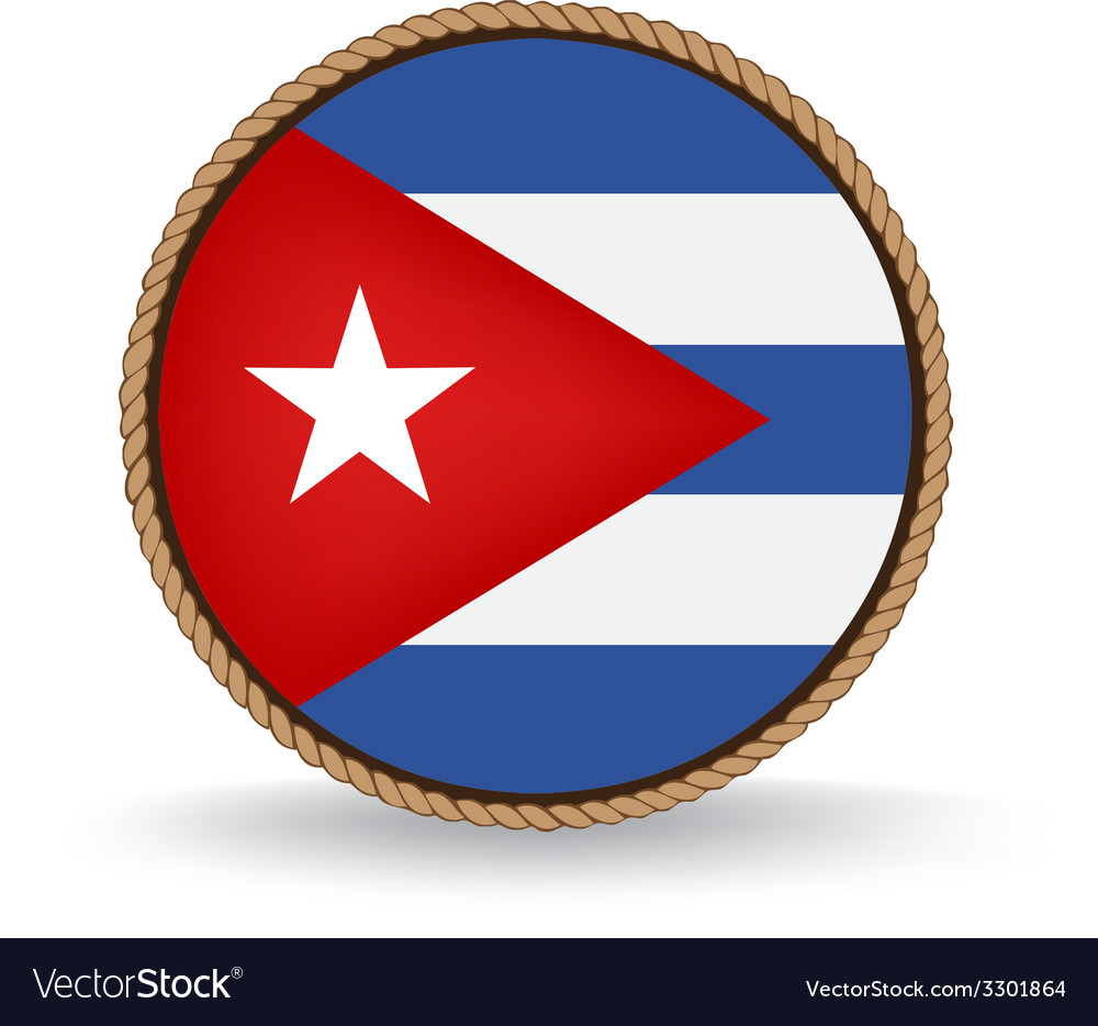 Cuba seal vector | Price: 1 Credit (USD $1)