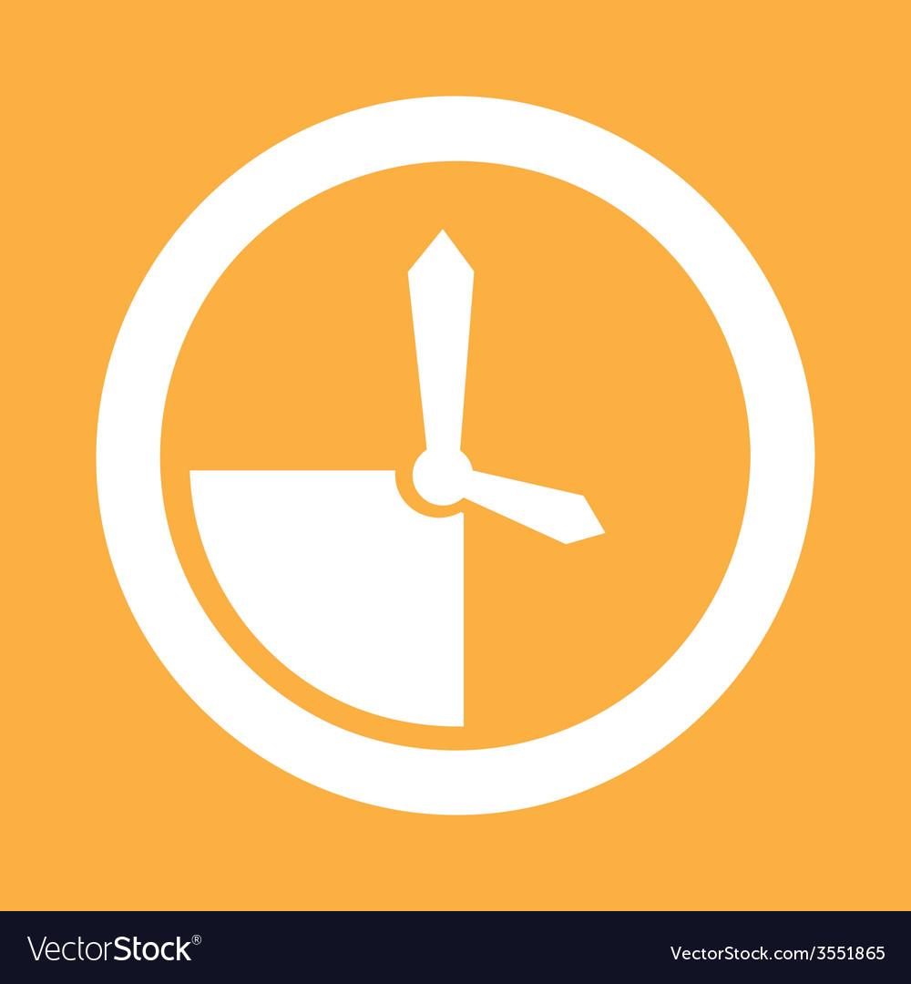 Time icon design vector | Price: 1 Credit (USD $1)