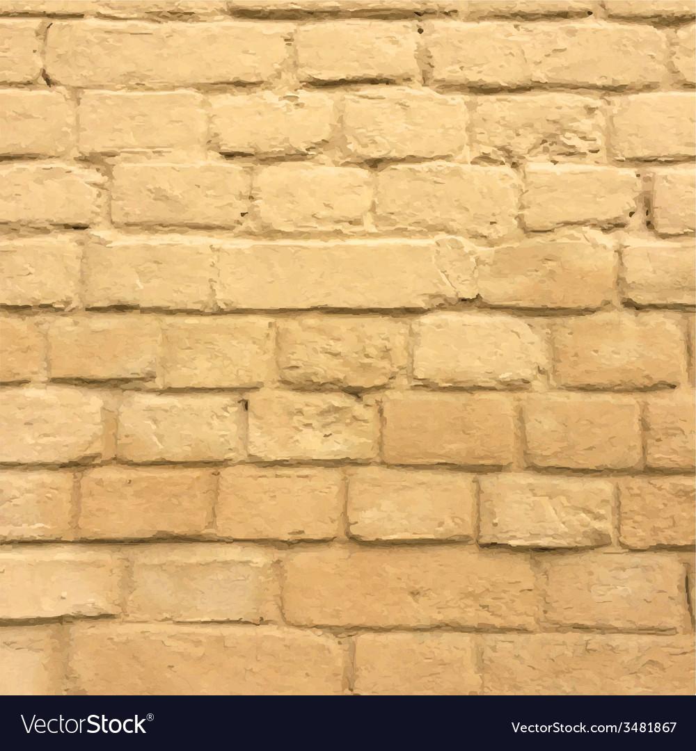 Brick texture vector | Price: 1 Credit (USD $1)