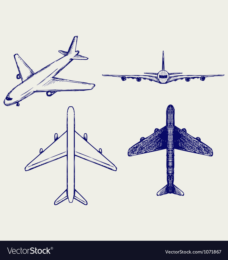 Jets symbols vector | Price: 1 Credit (USD $1)