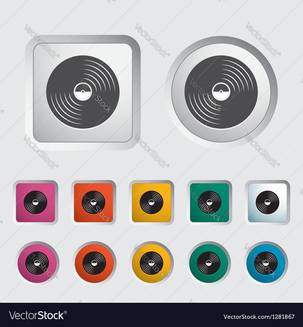 Platter vector | Price: 1 Credit (USD $1)