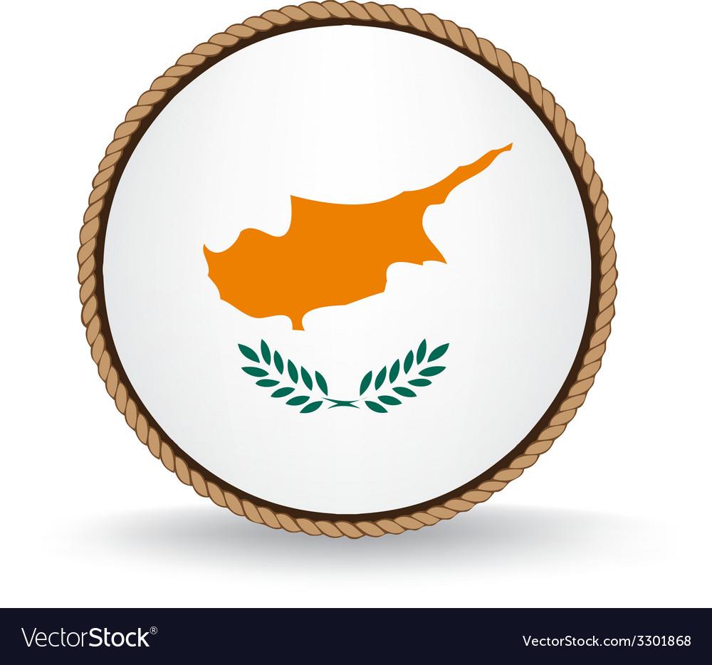 Cyprus seal vector | Price: 1 Credit (USD $1)