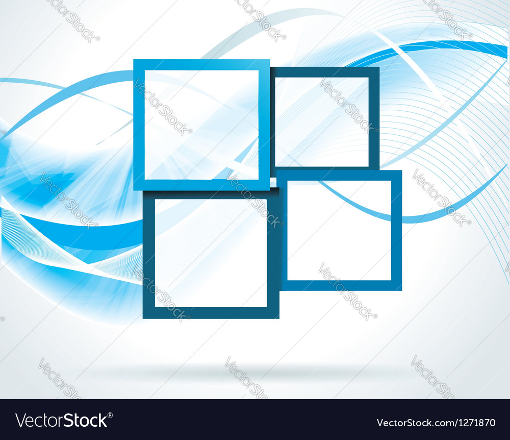 Dark blue frames vector | Price: 1 Credit (USD $1)