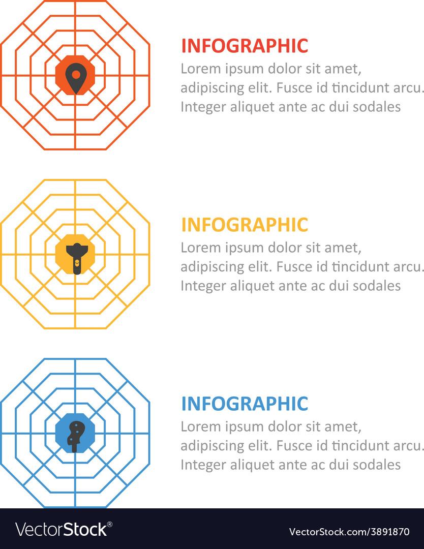 Infographic 315 vector | Price: 1 Credit (USD $1)