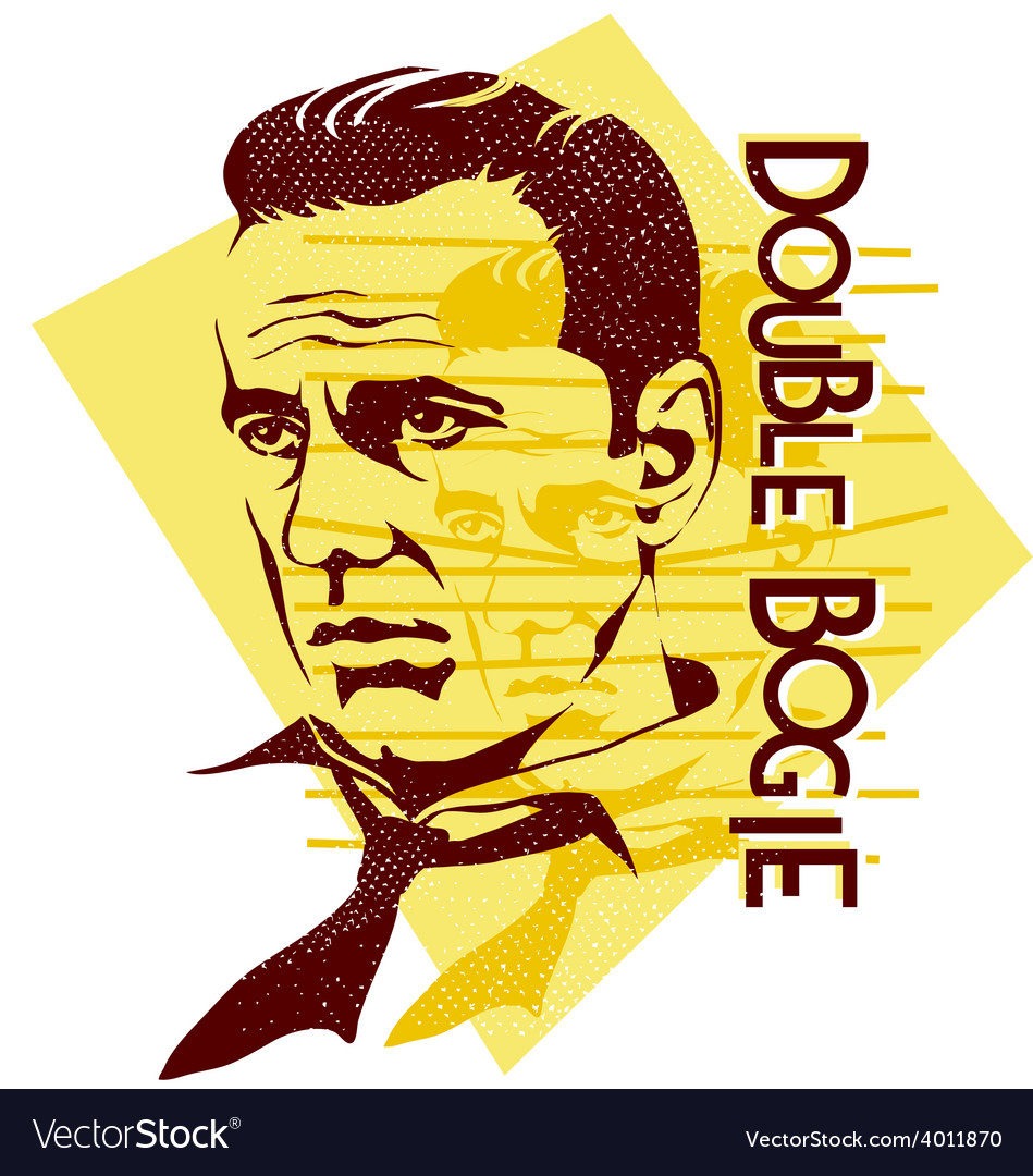 Original humphrey bogart vector | Price: 1 Credit (USD $1)