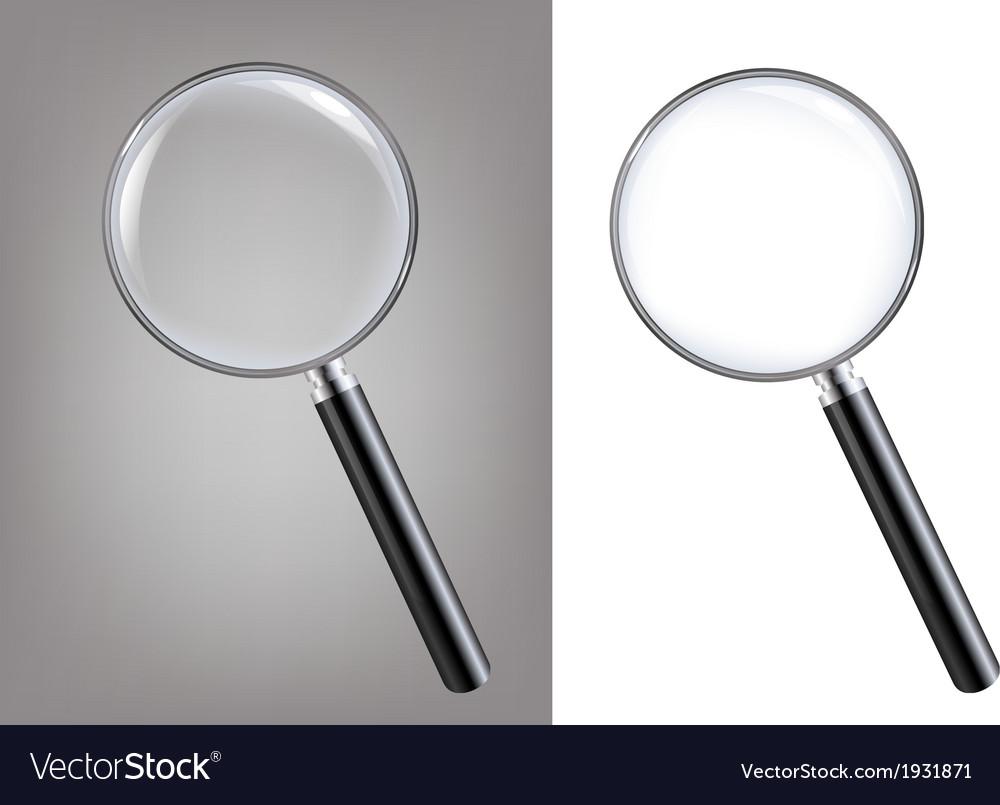 Magnifiers set vector   Price: 1 Credit (USD $1)