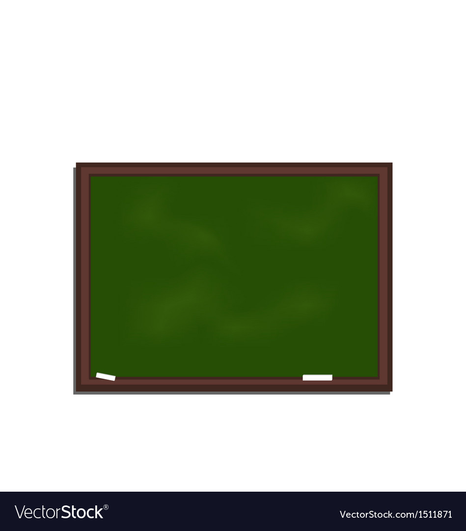 School green board vector | Price: 1 Credit (USD $1)