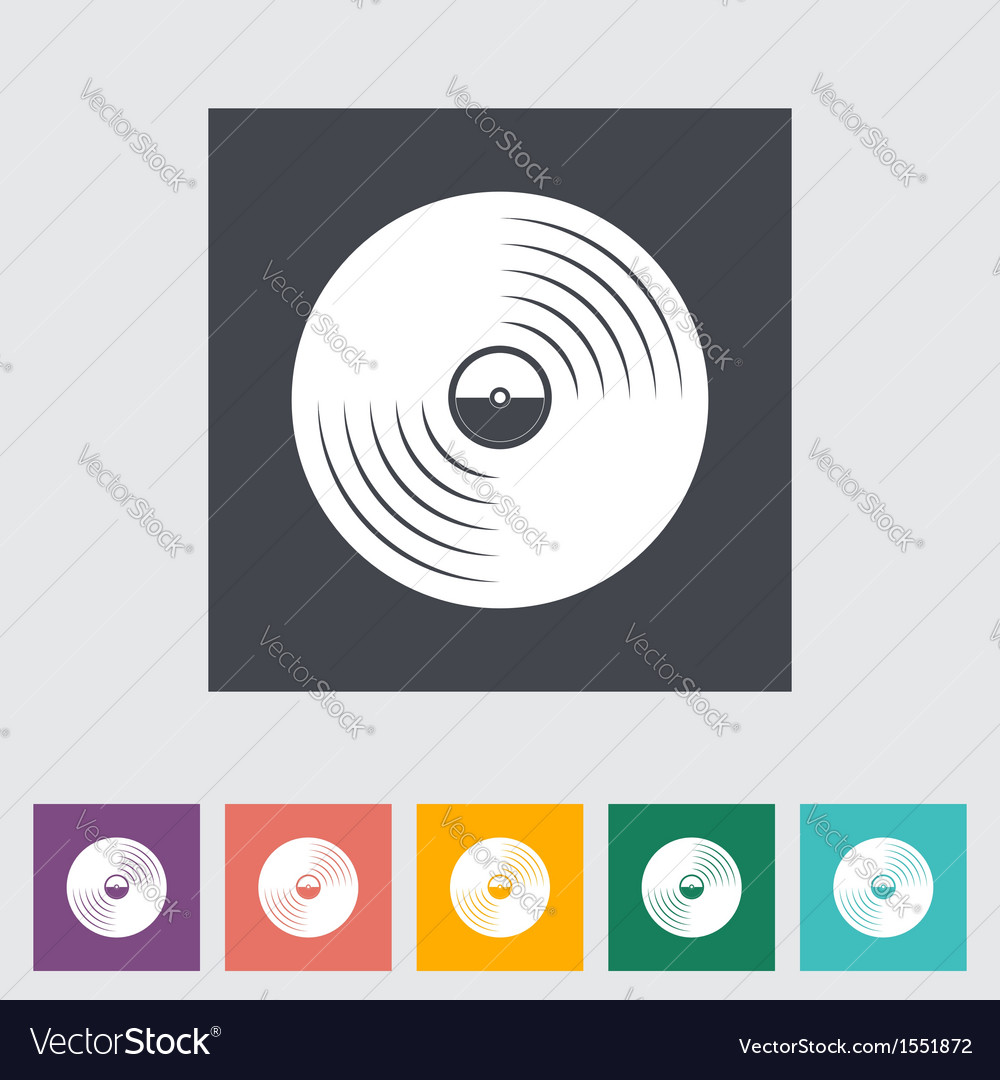 Platter vector | Price: 1 Credit (USD $1)
