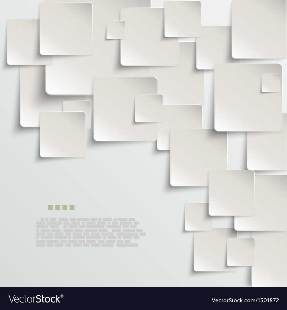 White paper abstract background vector | Price: 1 Credit (USD $1)