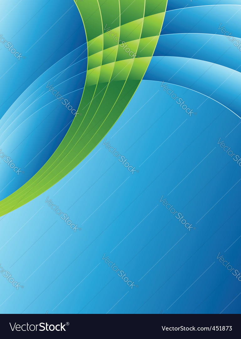Abstract background in blue vector | Price: 1 Credit (USD $1)