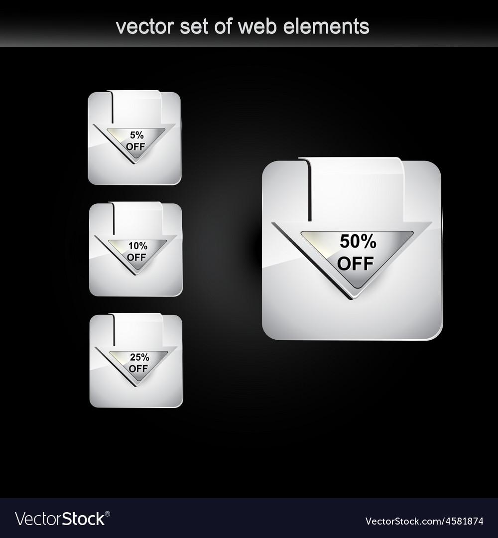 Display element vector | Price: 1 Credit (USD $1)