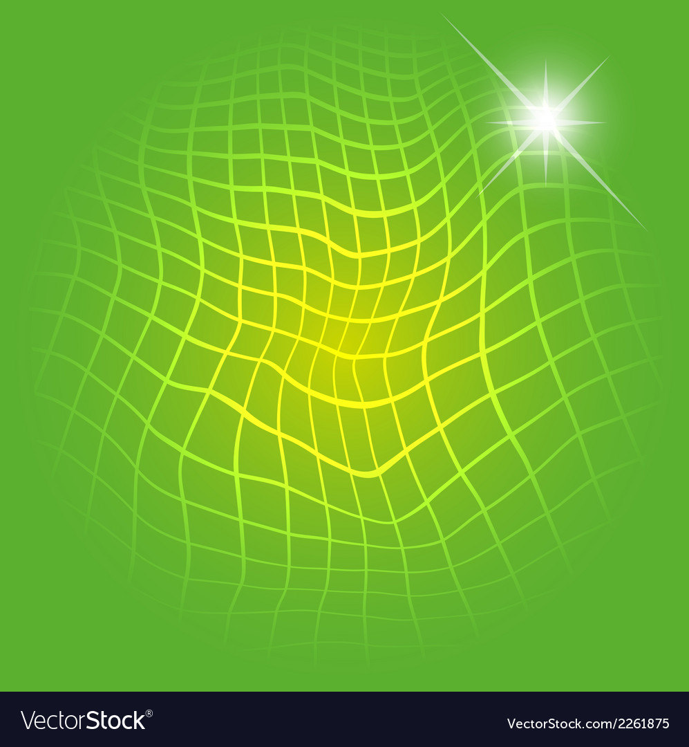 Light green with grid background vector | Price: 1 Credit (USD $1)
