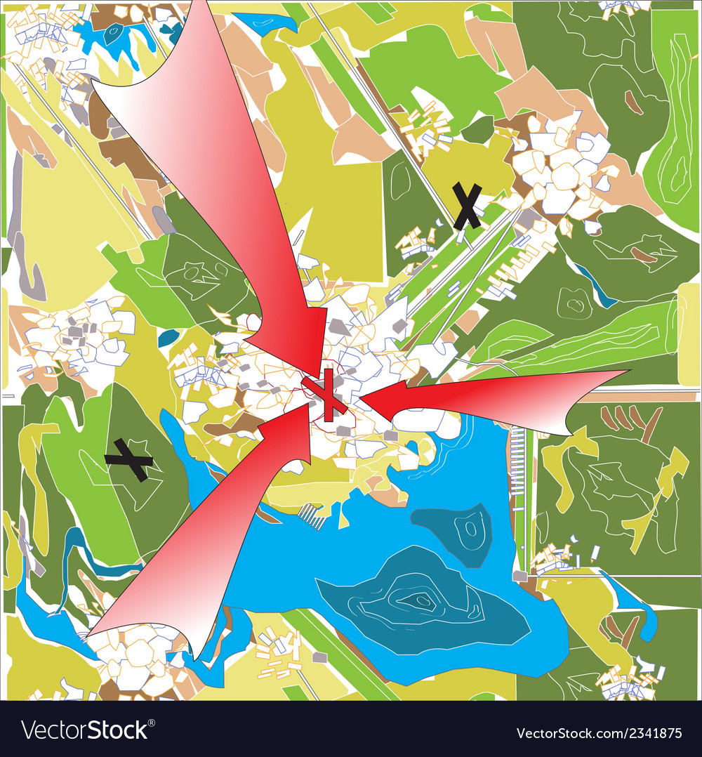 Plan of attack vector | Price: 1 Credit (USD $1)