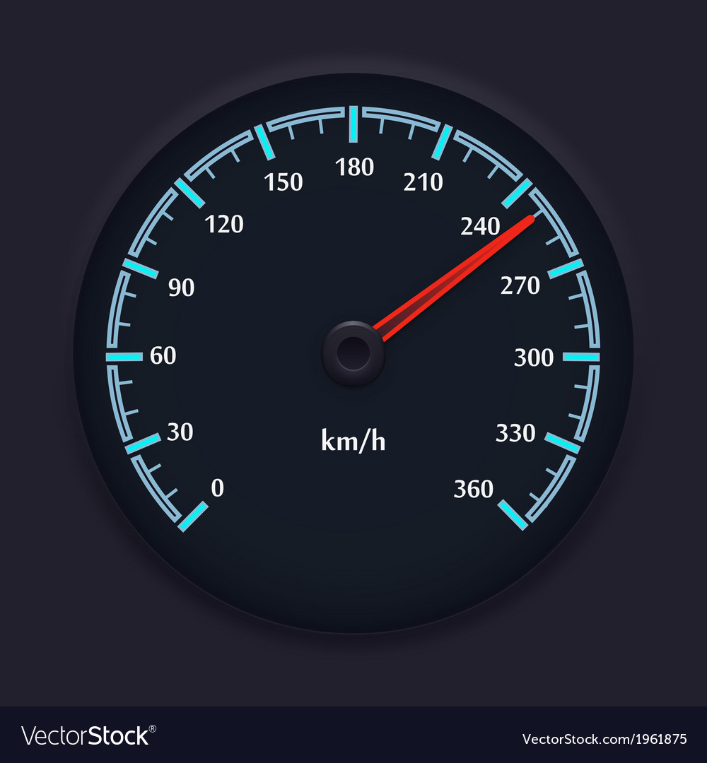Speedometer 2 vector | Price: 1 Credit (USD $1)