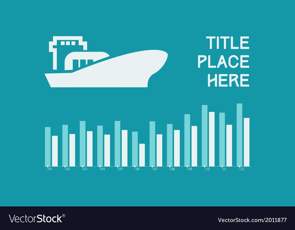 Infographic elements vector | Price: 1 Credit (USD $1)