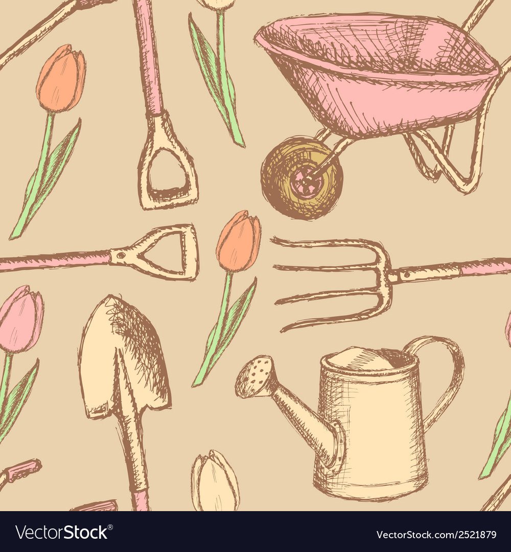 Gardentools vector | Price: 1 Credit (USD $1)