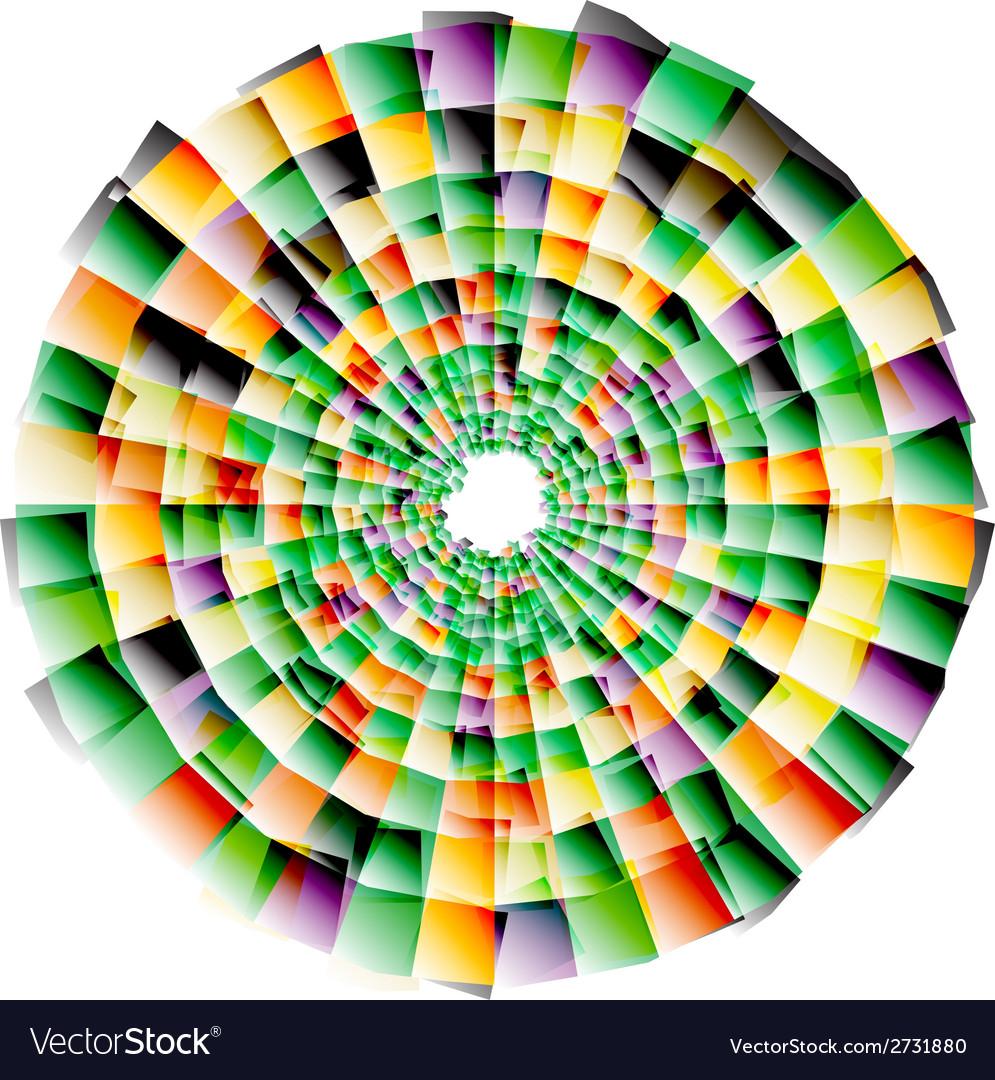 Nano texture color vector | Price: 1 Credit (USD $1)