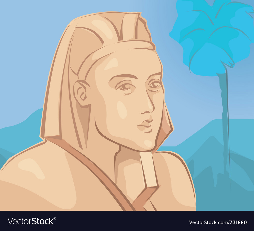 Pharaoh vector | Price: 1 Credit (USD $1)